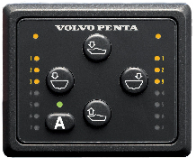 Control Panel for Volvo Penta Boat Trim System
